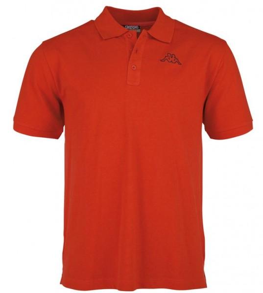 Kappa Peleot Herren Poloshirt 303173 (Rot 540)