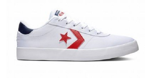 Converse Chucks Taylor All Star Point Star OX Damen Sneaker 563431C (Weiß)