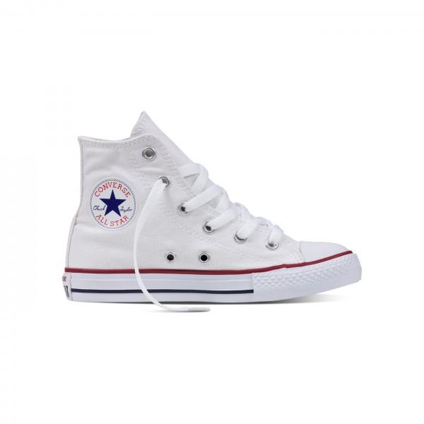 Converse Chucks Taylor All Star HI Kinder Sneaker 3J253 (Weiß)