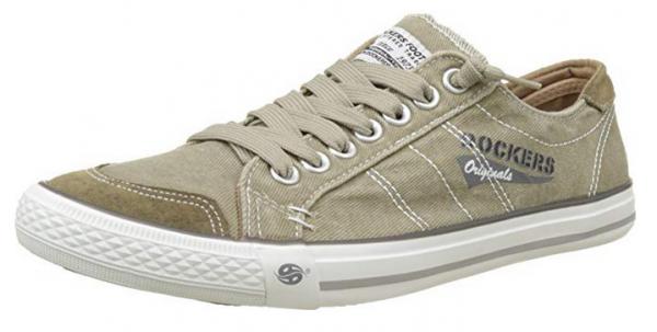 Dockers Herren Sneaker 30ST027-790 (Braun 450)