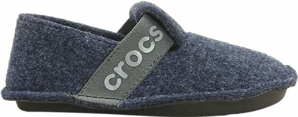 Crocs Classic Slipper Kinder Hausschuhe (Navy)