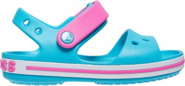 Crocs Crocband Sandal Kinder Sandale (Digital Aqua)