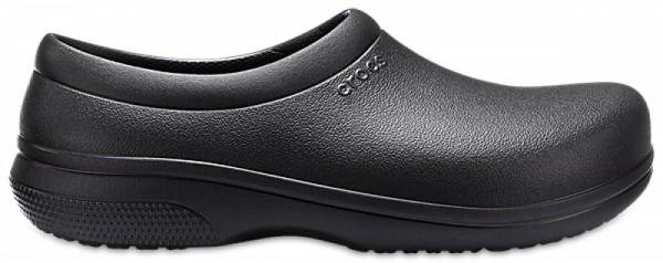Crocs On-The-Clock Work Slip On (Black)