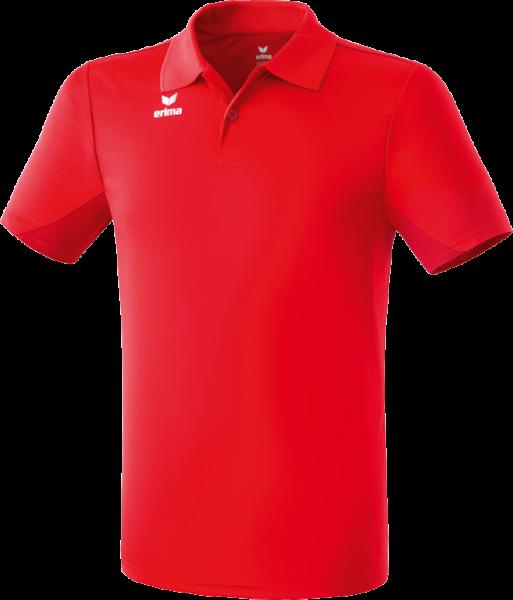 Erima Functional Herren Polo T-Shirt 211342 (Rot)