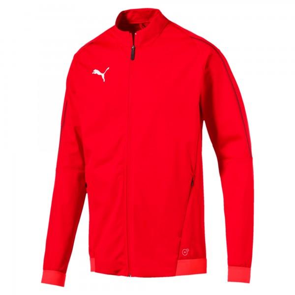 Puma FINAL Training Herren Jacke 655288 (Rot 01)