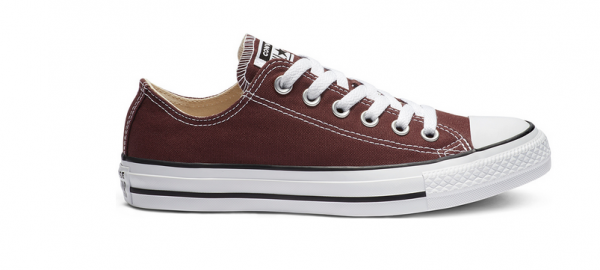 Converse Chucks Taylor All Star Low Top Sneaker 163356C (Braun)