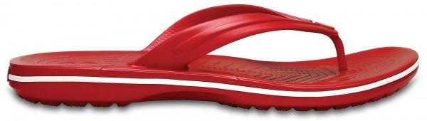 Crocs Crocband Flip Zehentrenner (Pepper-White)