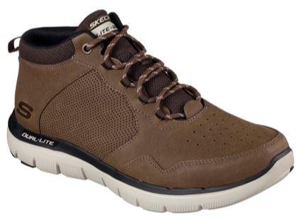 Skechers Flex Advantage 2.0 - High-Key Herren Sneaker 52187 (Braun-CHOC)