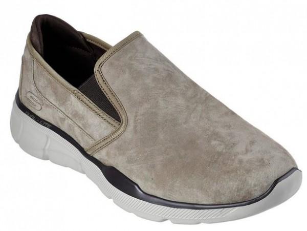 Skechers Equalizer 3.0 - Substic Herren Sneaker 52938(Braun-BRN)