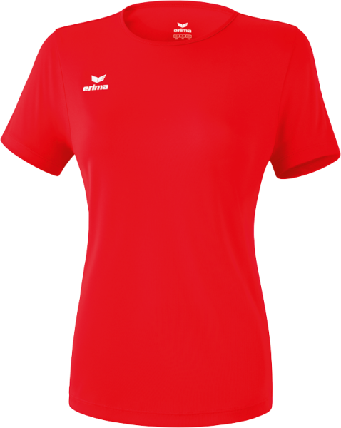 Erima Teamsport Function Damen T-Shirt 208614 (Rot)