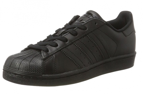 Adidas Superstar Foundation J Sneaker B25724 (Schwarz)