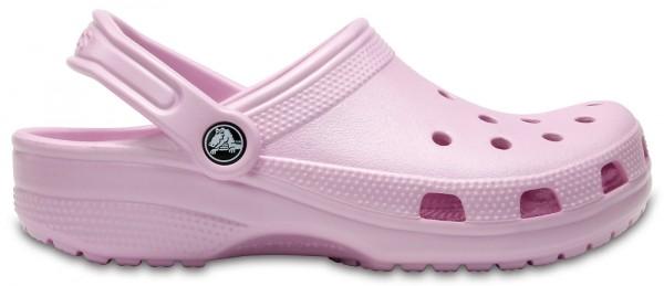 Crocs Classic Clogs (Ballerina Pink)