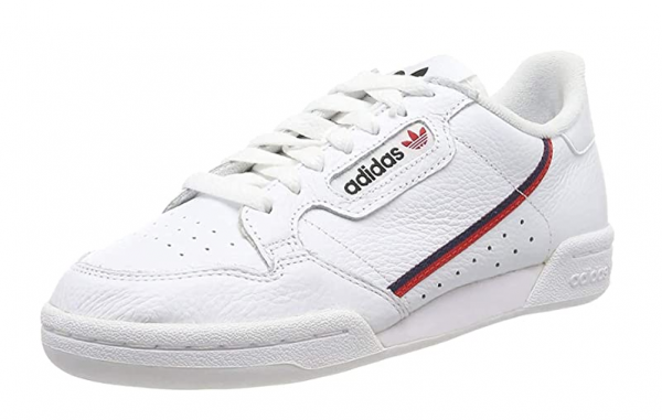 Adidas Continental 80 Herren Sneaker G27706 (Weiß)