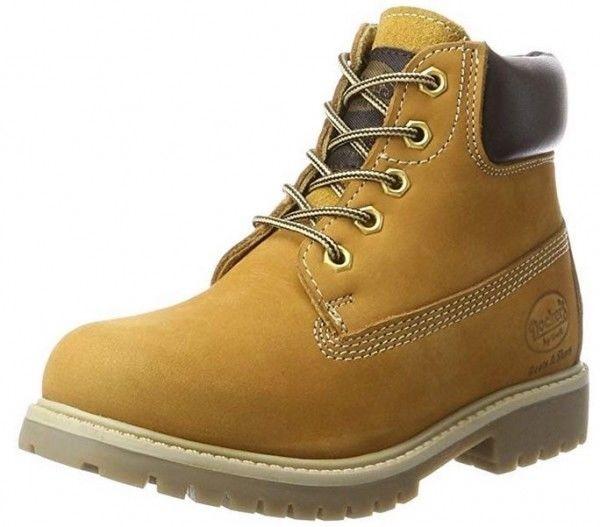Dockers Kinder Stiefel 35FN730-300910 (Golden tan)