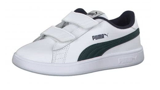 Puma Smash v2 L V PS 365173 (White-Ponderosa 10)