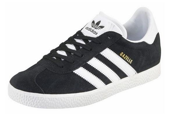 Adidas Gazelle Herren Sneaker BB5476 (Schwarz)