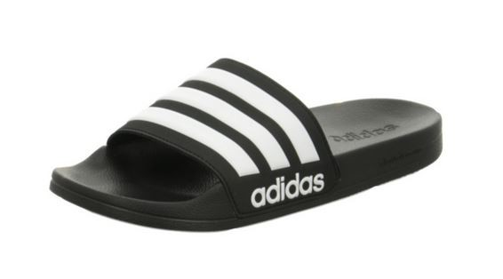 Adidas Adilette Shower Herren Badeschuhe AQ1701 (Schwarz)