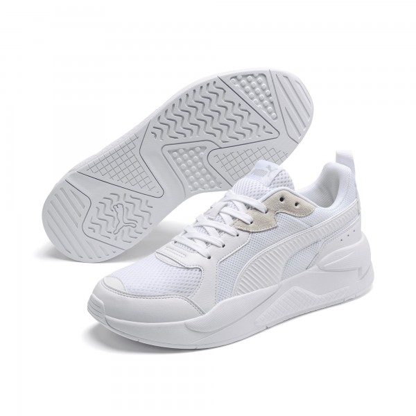 Puma X-Ray Herren Sneaker 372602 (Weiß 02)