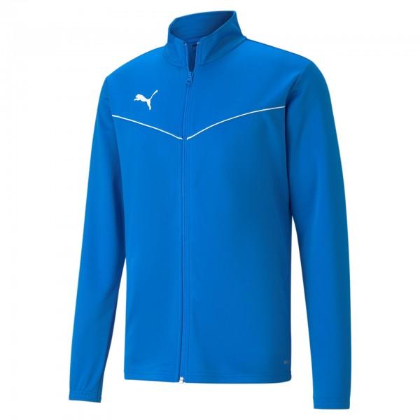 Puma teamRise Training Poly Herren-Jacke 657392 (blau 02)