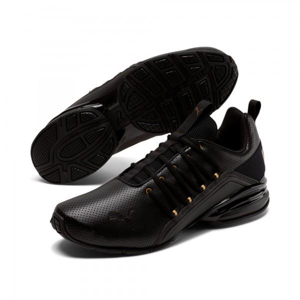 Puma Axelion Herren Sneaker 193555 (Schwarz 02)
