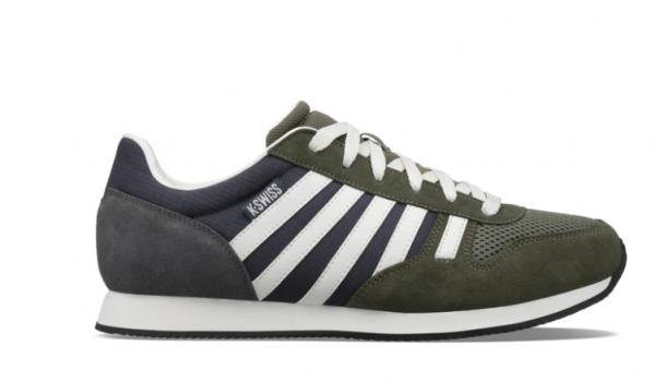 K-Swiss Granada Herren Sneaker 06927 (Grün 327)