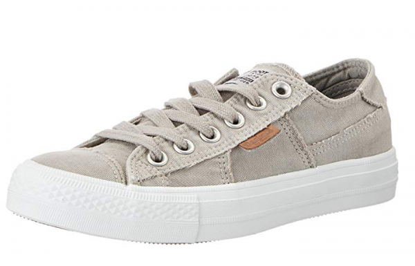 Dockers Damen Sneaker 40TH201-790 (Hellgrau 210)