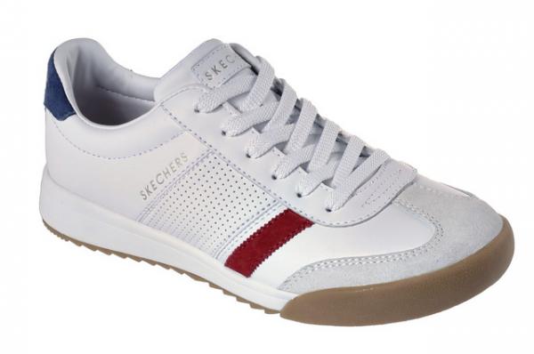 Skechers Zinger Retro Rockers Damen Sneaker (Weiß-WRNV)