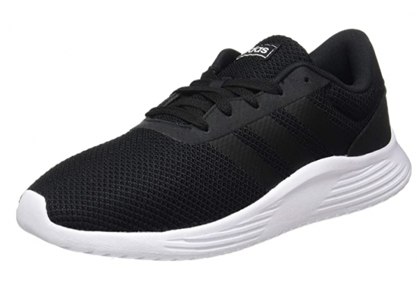 Adidas Lite Racer 2.0 Herren Sneaker EG3278 (Schwarz)