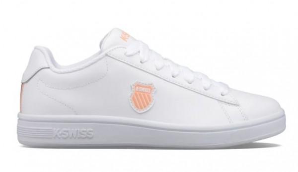 K-Swiss Court Shield Damen Sneaker 96599 (Weiß 172)