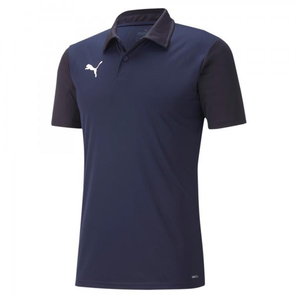 Puma TeamGOAL 23 Sideline Herren Poloshirt 656577 (Blau 06)