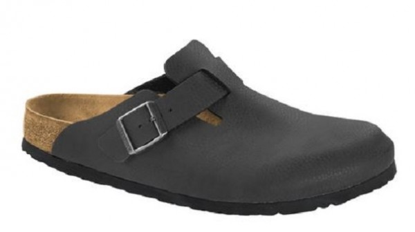 Birkenstock Boston SFB Clogs normal 1014330 (Schwarz)