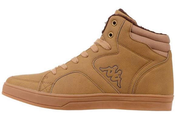 Kappa Nanook Herren Sneaker 242358 (Braun 4150)