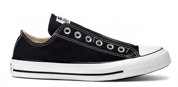 Converse Chucks Taylor All Star Slip on Sneaker (schwarz)