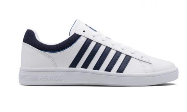 K-Swiss Court Winston Herren Sneaker 06154 (Weiß 139)