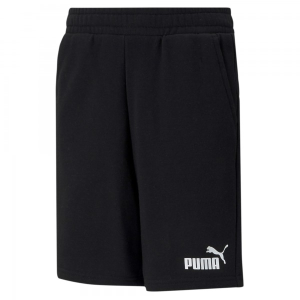 Puma ESS Sweat B Kinder Shorts 586972 (Schwarz 01)