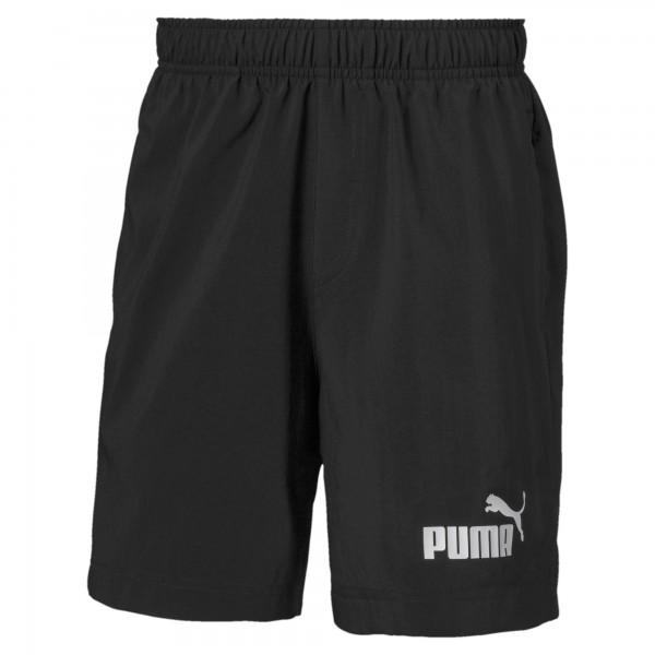 Puma ESS Woven 5' B Kinder Shorts 852114 (Schwarz 01)