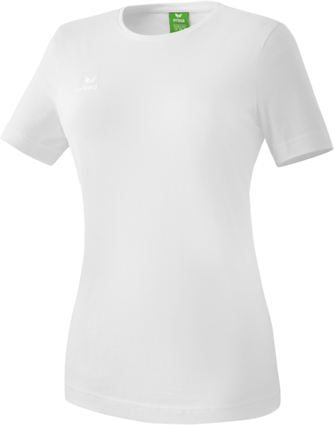Erima Teamsport Damen T-Shirt 208371 (Weiß)