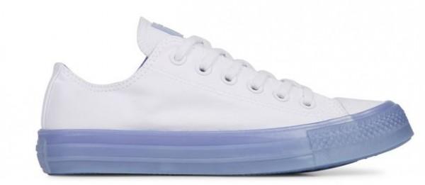 Converse Chuck Taylor All Star Ox Damen Sneaker 560647C(white/twilight pulse)