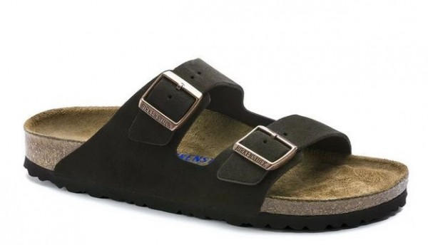 Birkenstock Arizona VL SFB Sandale normal (Braun)