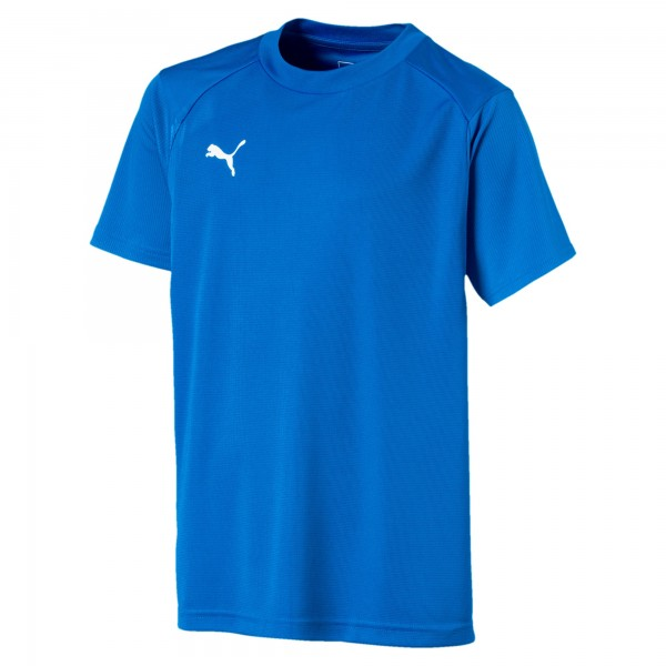 Puma LIGA Training Kinder Shirt 655631 (Blau 02)