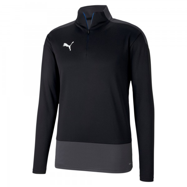 Puma TeamGOAL 23 Training 1/4 Zip Top Herren Pullover 656476 (Schwarz 03)