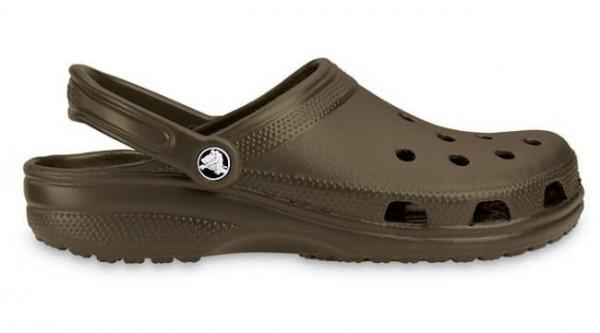 Crocs Classic Clogs (Chocolate)