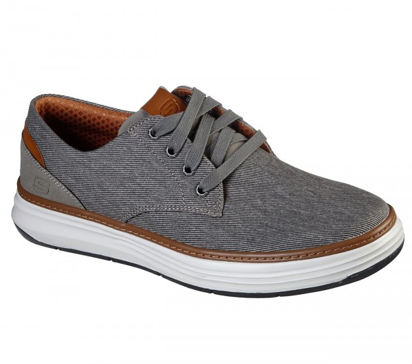 Skechers Moreno - Ederson Herren Sneaker 65981 (Grau-TPE)