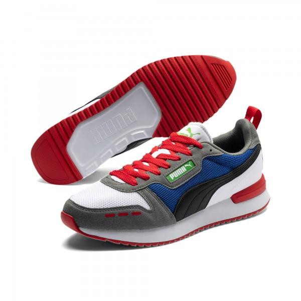 Puma R78 Runner Herren Sneaker 373117 (Weiß 10)