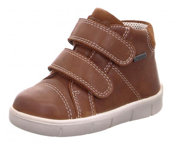 Superfit Ulli Kinder Sneaker 8-00423 (Braun 31)
