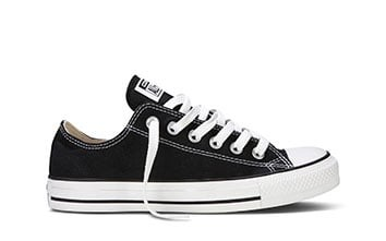 Converse Chucks Taylor All Star Ox Low (schwarz)