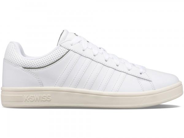 K-Swiss Court Winston Herren Sneaker 06154 (Weiss 135)