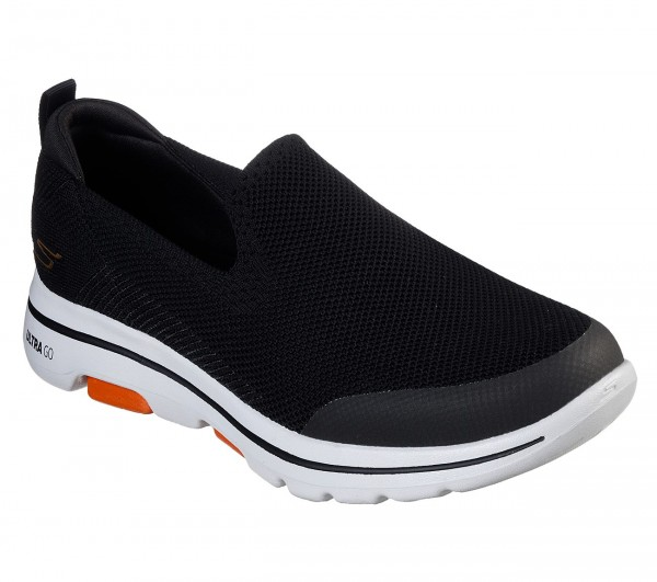 Skechers GoWalk 5 - Prized Herren Sneaker 55500 (Schwarz-BLK)