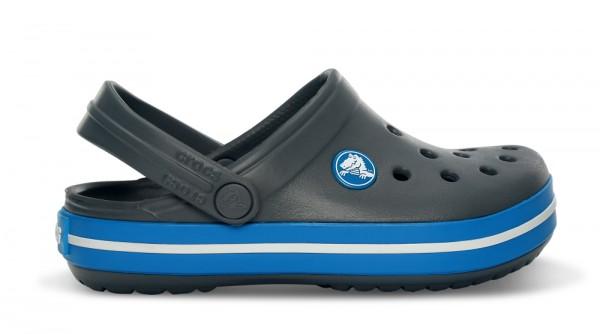 Crocs Crocband Kinder (Charcoal/Ocean)