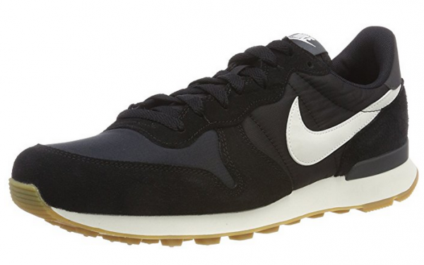 Nike Internationalist Damen Sneaker (Schwarz-021)
